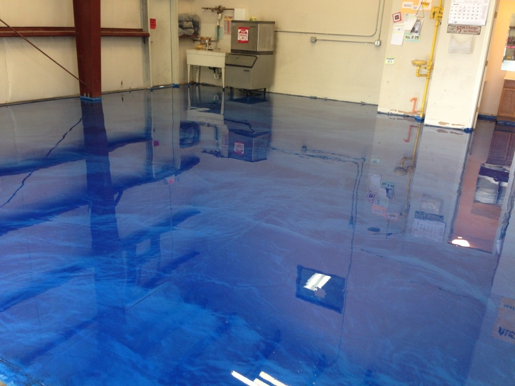 B 233 Ton Excellence Inc Rev 234 Tements De Plancher En Epoxy
